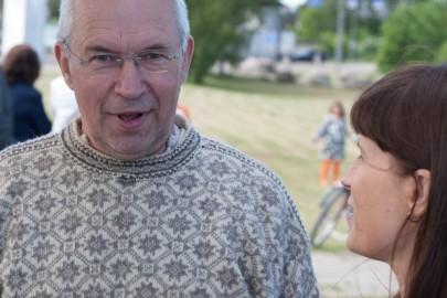 Vanamees ka kits Heltermaal (4) Laur Meldorf
