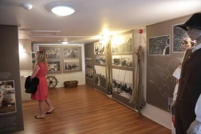 Pakri näituse avamine rannarootsi muuseumis. Arvo Tarmula0101