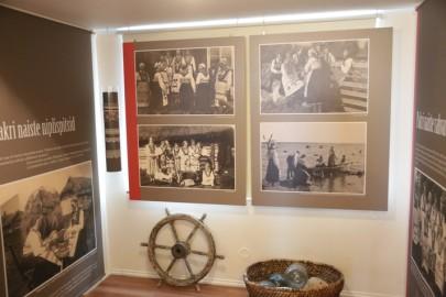 Pakri näituse avamine rannarootsi muuseumis. Arvo Tarmula0103