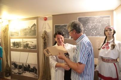 Pakri näituse avamine rannarootsi muuseumis. Arvo Tarmula0112