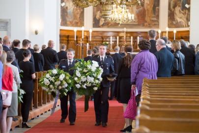 Piirivalvurite matusetseremoonia Kaarli kirukus 8peeter langovits) (25)