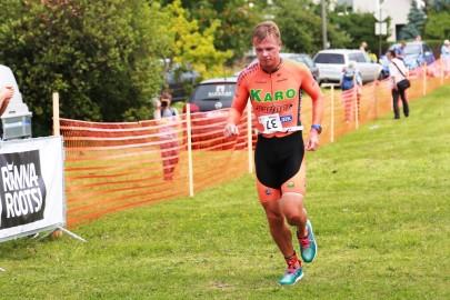 Triatloni võitja Timmo Jeret (arvo tarmula)