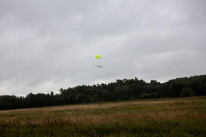 Hanko droon maandus Kiltsi lennuväljal Arvo Tarmula08