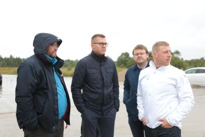 Hanko droon maandus Kiltsi lennuväljal Arvo Tarmula14