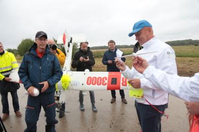 Hanko droon maandus Kiltsi lennuväljal Arvo Tarmula30