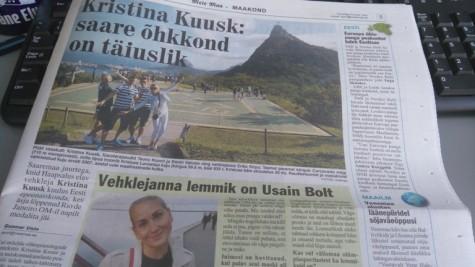 Kristina Kuuks Meie Maas