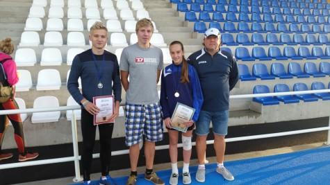 Martin Teppan, Ainar-Sten Junker, Jaanus Getreu, Maria Reks