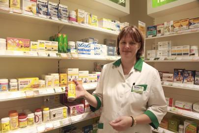 Lisaleht_Armas apteek, aita_Inna Varbola foto Arvo Tarmula