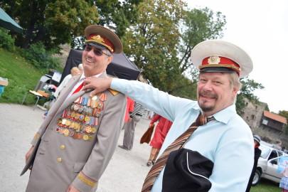 Nostalgiapäevade moepolitsei 2016 Foto Lemmi Kann065