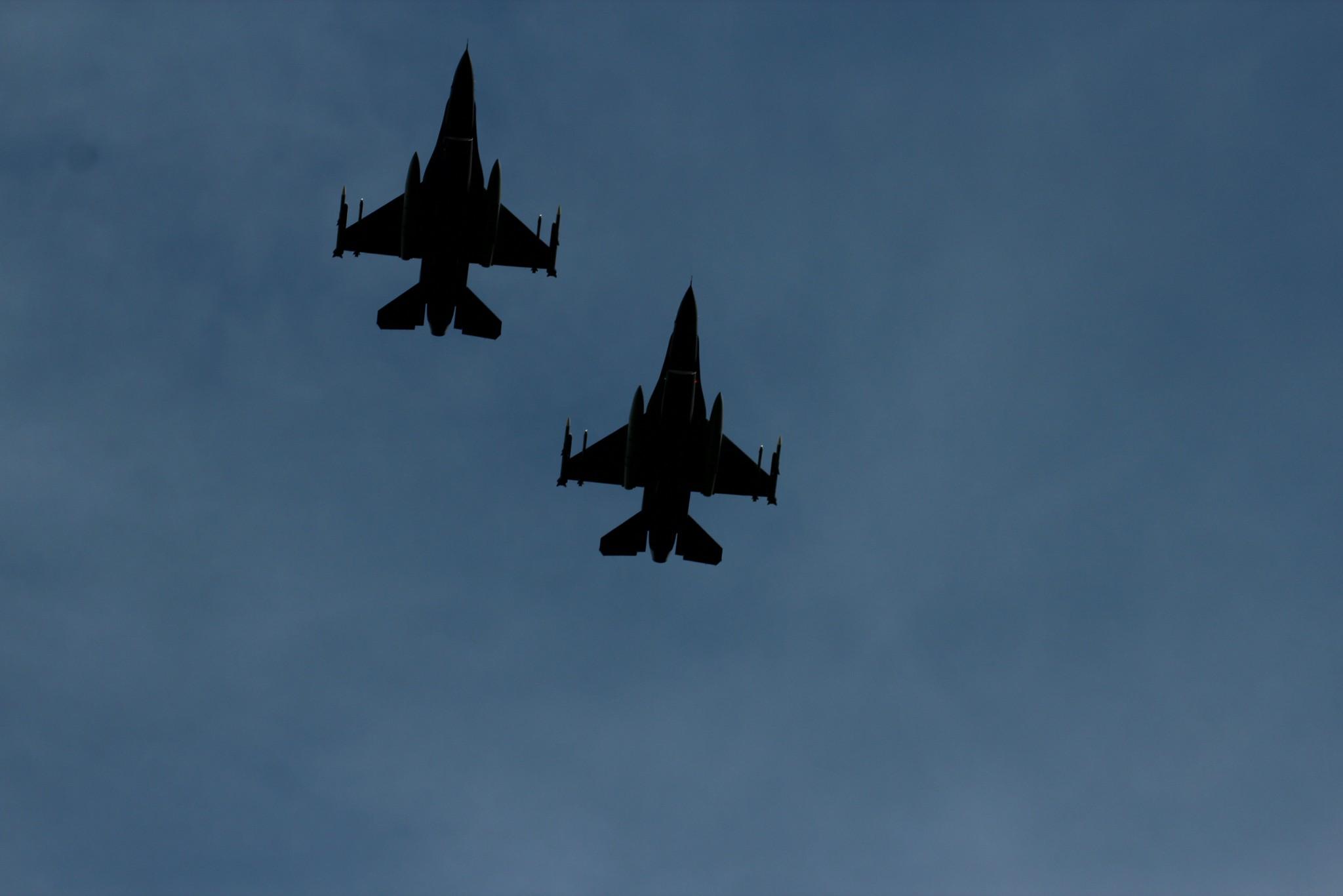 Eurofighter Typhoon Võidupüha paraad Kärdlas (urmas lauri) (2)