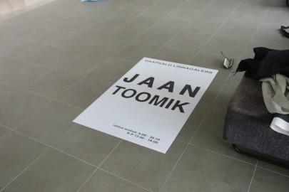 Jaan Toomik Foto: Arvo Tarmula