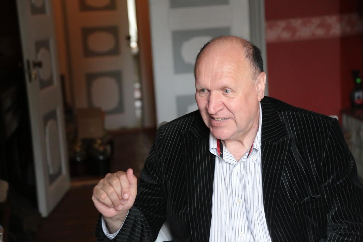 Läänemaa EKRE toetab kongressil erakonna esimehena Mart Helmet