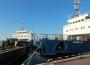 Madal meri Rohuküla sadamas 092