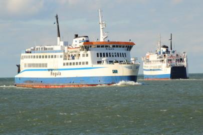 Parvlaevad Rohuküla sadamas 096