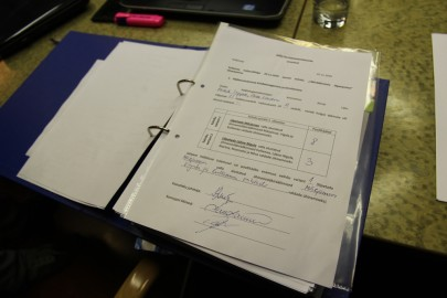 Kullamaa vilikogu läbirääkimishääletus 124