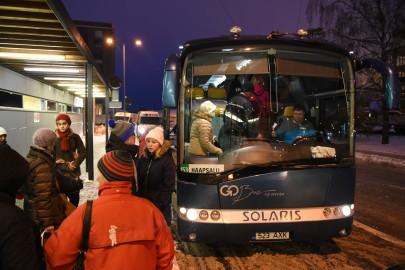 Tartu-Haapsalu buss Taisto (markus sein)