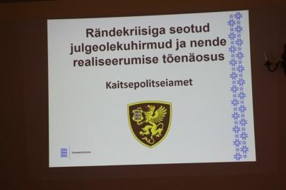 pagulaste teabepäev Uuemõisa lossis 30.11.201606