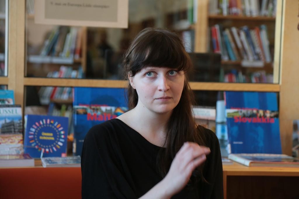 Silvia Urgas: milleks anda raha, kui keegi nagunii millestki aru ei saa