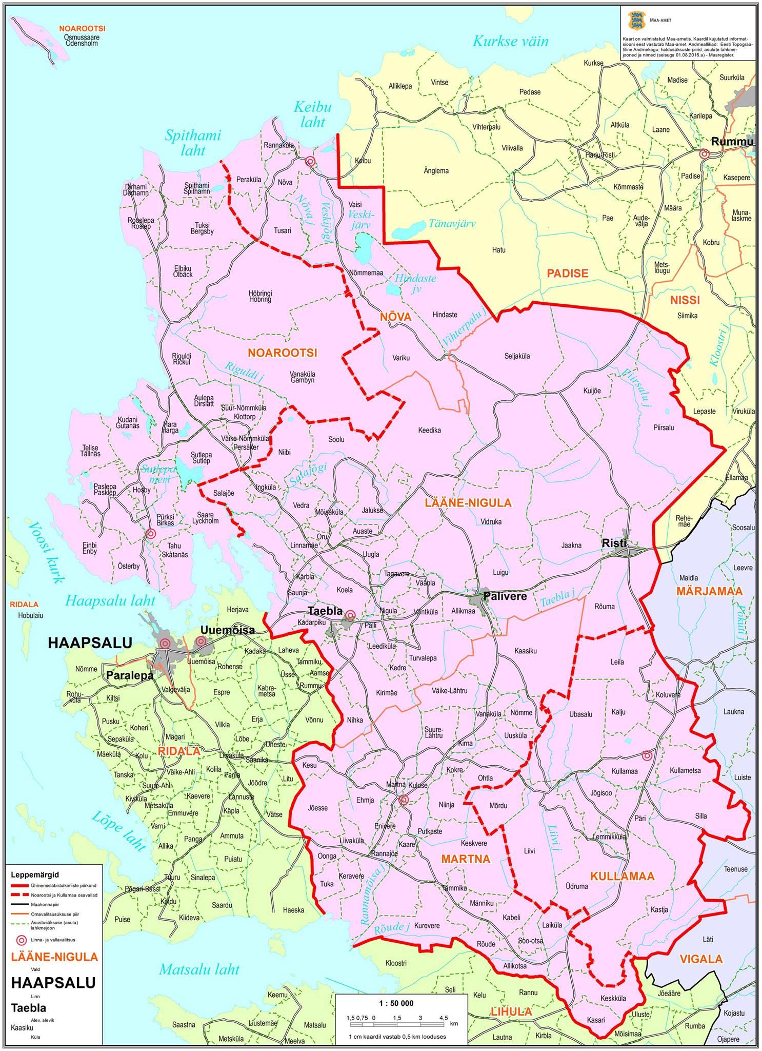 Lääne-Nigula vald