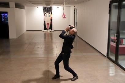 Pille-Riin Jaik linnagaleriis. Tarmula01