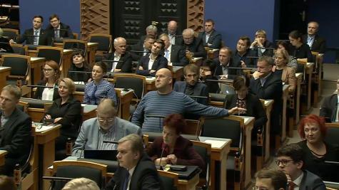 Riigikogu 2016-11-21