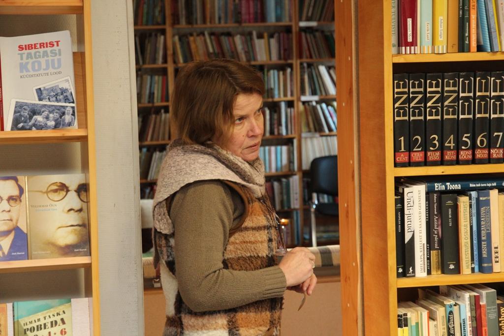 Metsküla raamatukogu (23) Tiina Ulm