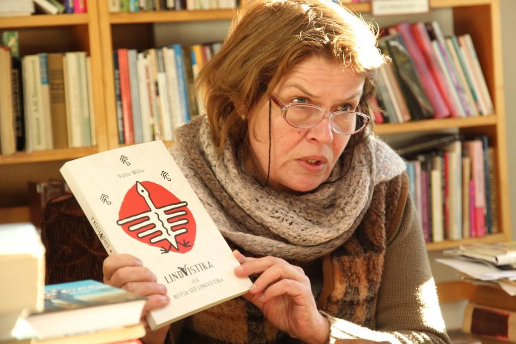 Metsküla raamatukogu (37) Tiina Ulm