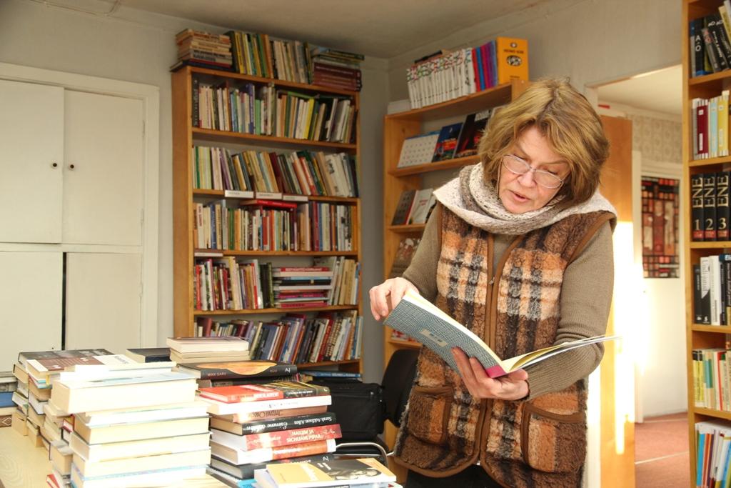 Metsküla raamatukogu (19) Tiina Ulm