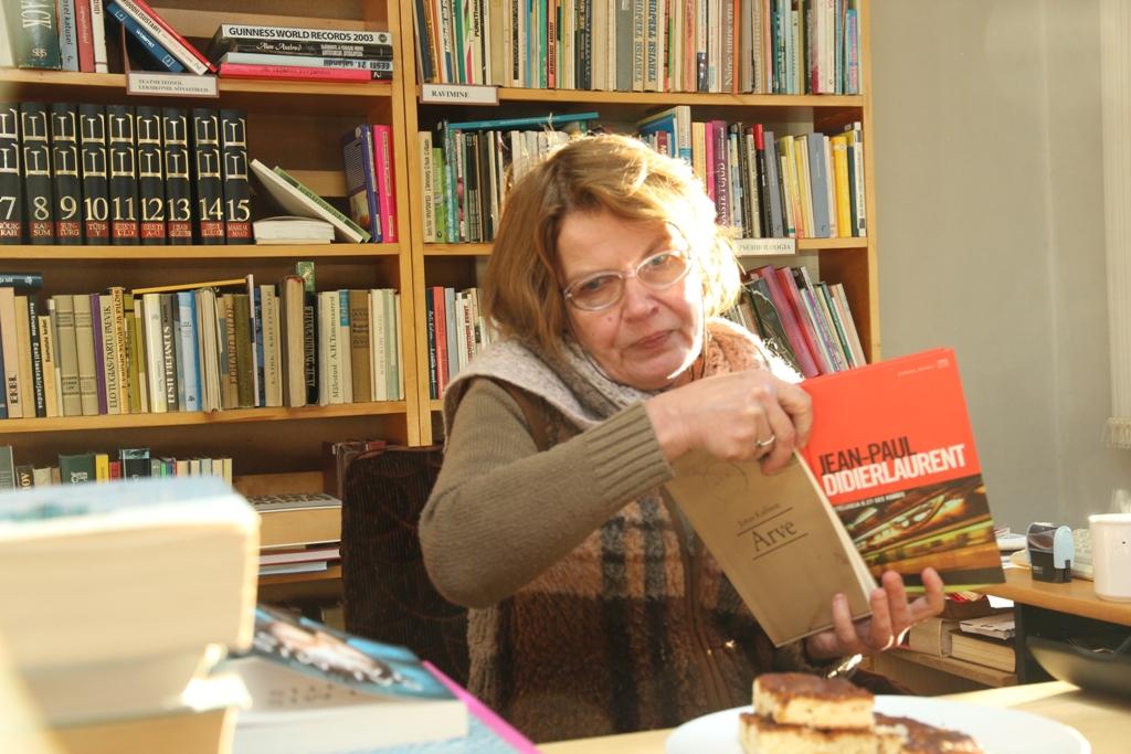 Metsküla raamatukogu (31) Tiina Ulm