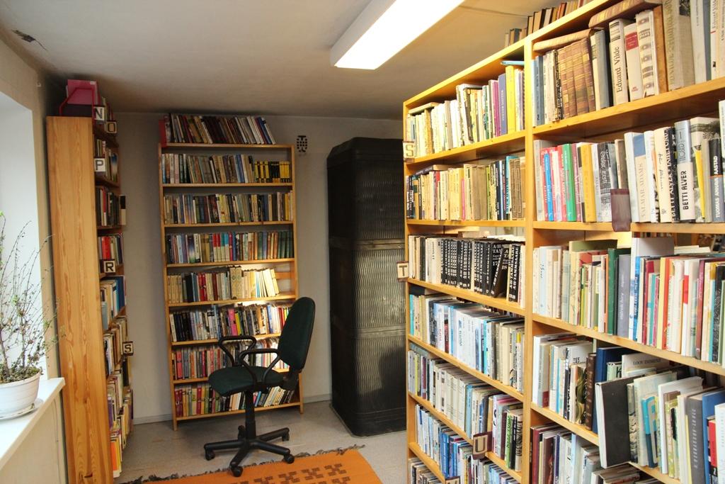 Metsküla raamatukogu (5)