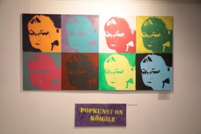LÜGi Warholi näitus. Tarmula01