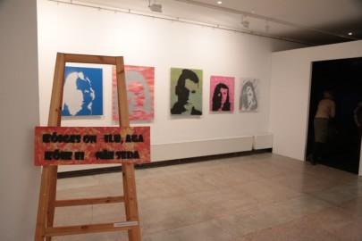 LÜGi Warholi näitus. Tarmula05