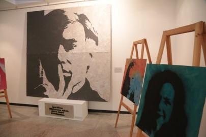 LÜGi Warholi näitus. Tarmula06