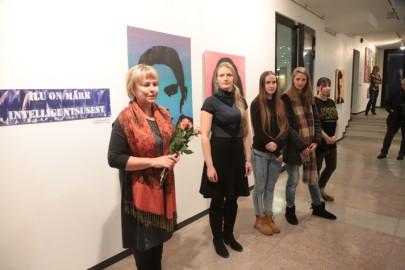LÜGi Warholi näitus. Tarmula22