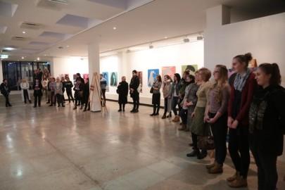 LÜGi Warholi näitus. Tarmula23