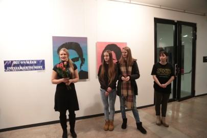 LÜGi Warholi näitus. Tarmula24