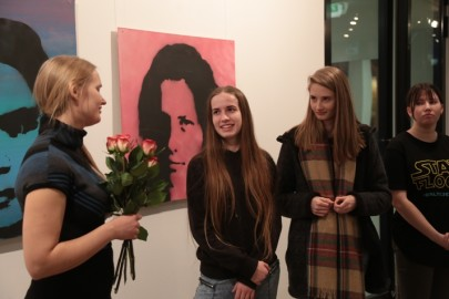 LÜGi Warholi näitus. Tarmula26