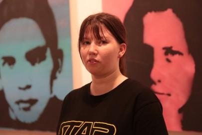LÜGi Warholi näitus. Tarmula27