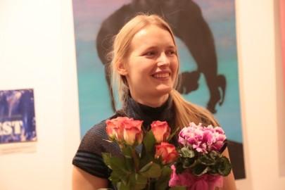 LÜGi Warholi näitus. Tarmula33