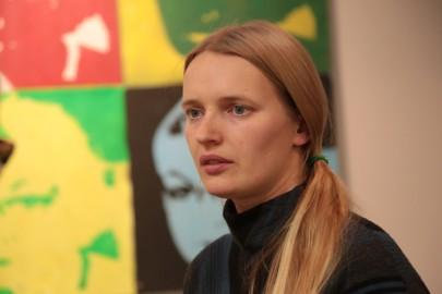 LÜGi Warholi näitus. Tarmula36