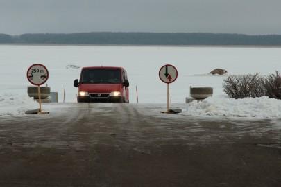 Noarootsi jäätee esimene päev 022