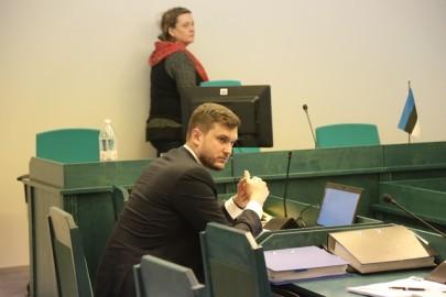 Tarankovi tapja Juri Vorobei kohtuistung 27. veebruar 201702