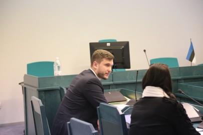 Tarankovi tapja Juri Vorobei kohtuistung 27. veebruar 201704