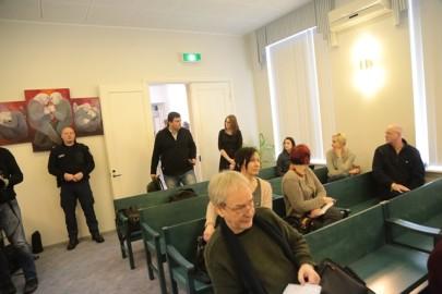 Tarankovi tapja Juri Vorobei kohtuistung 27. veebruar 201706