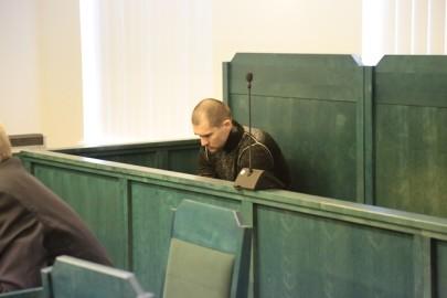Tarankovi tapja Juri Vorobei kohtuistung 27. veebruar 201708