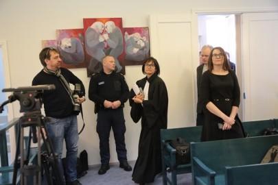 Tarankovi tapja Juri Vorobei kohtuistung 27. veebruar 201709