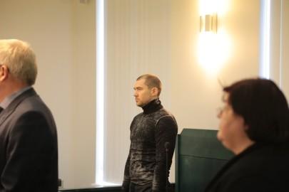 Tarankovi tapja Juri Vorobei kohtuistung 27. veebruar 201712