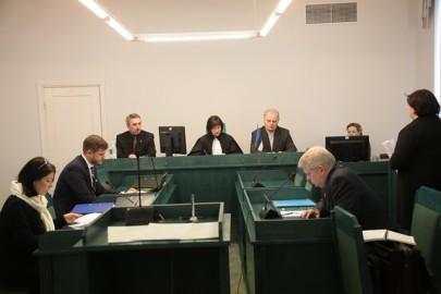 Tarankovi tapja Juri Vorobei kohtuistung 27. veebruar 201722