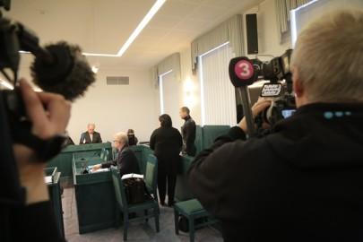 Tarankovi tapja Juri Vorobei kohtuistung 27. veebruar 201725