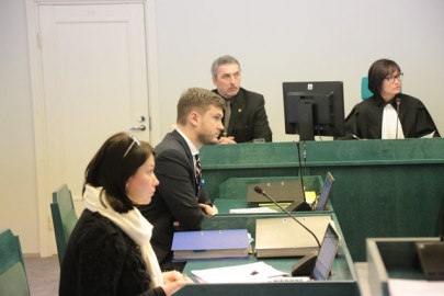 Tarankovi tapja Juri Vorobei kohtuistung 27. veebruar 201726